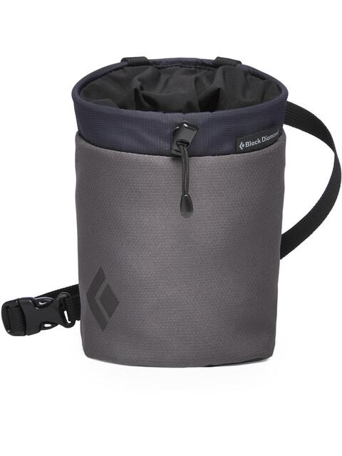 Black Diamond Repo Chalk Bag Dark Gray